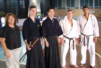 Encontro Shotokan no SESC