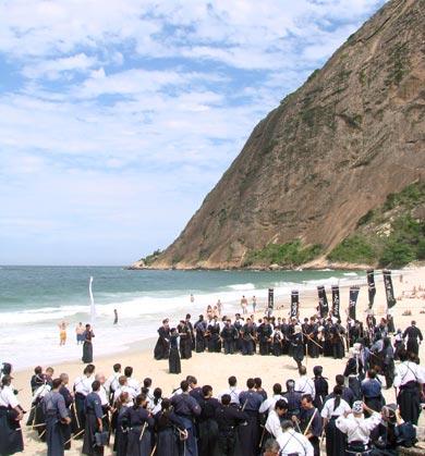 Torneio Samurai no Rio de Janeiro