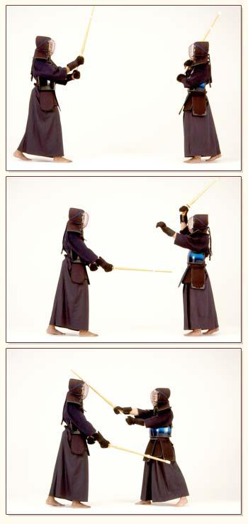 golpe de kenjutsu