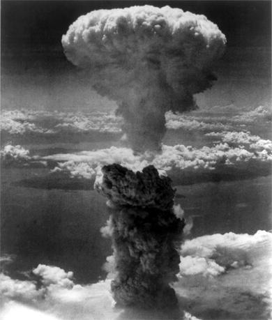 explosão em Nagasaki, 6 de agosto de 1945