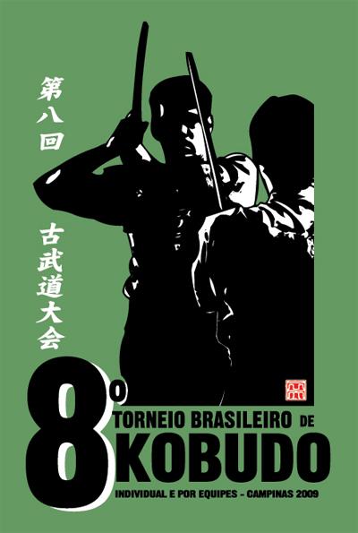 8° Torneio Brasileiro de Kobudo