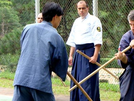 treinamento de katas