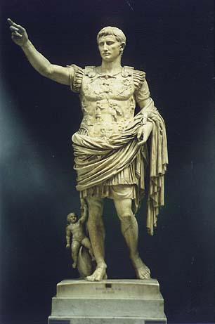 (Augusto, primeiro imperador de Roma)