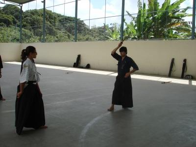 Omote - hisage kodachi