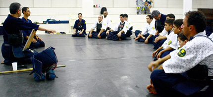 Momentos de ouro no dojo